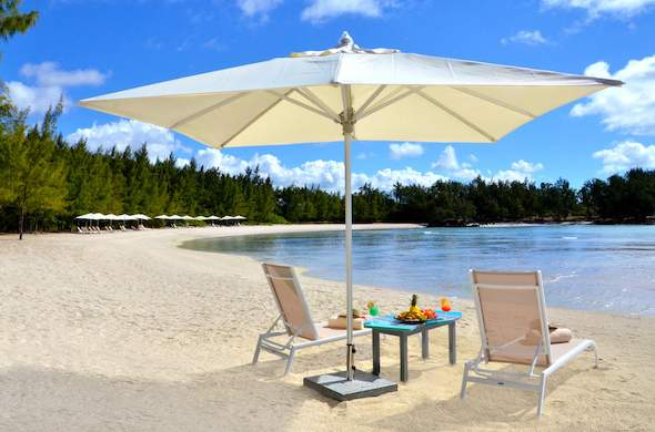 Holiday in Paradise. Anahita Resort. Mauritius